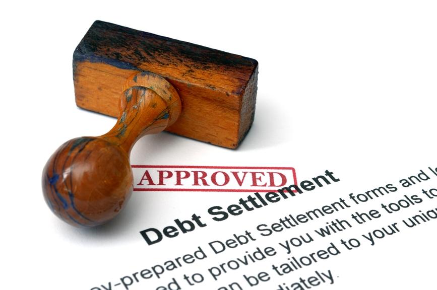 Debt settlement canada